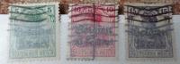 timbres allemands-belgique