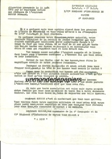 photo bernard goujon lettre