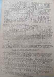 LA SECONDE PAGE DE CETTE V.O. CLANDESTINE