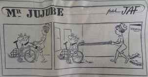 PARU INITIALEMENT AU SECOND TRIMESTRE 1972 DANS LE PROVENÇAL.