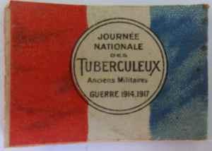 JOURNÉE NATIONALE DES TUBERCULEUX