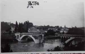 ROMANS / ISÈRE 30 JUIN 1940