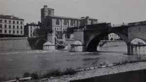 ROMANS / ISÈRE AOÛT 1940
