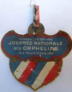 JOURNÉE NATIONALE DES ORPHELINS