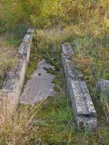 29-SUR ANCIENNE PLATEFORME