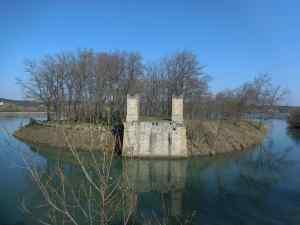 53C-pont détruit de Roquemaure 1