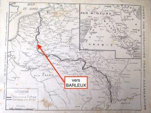 carte-front-francais-vers-1915